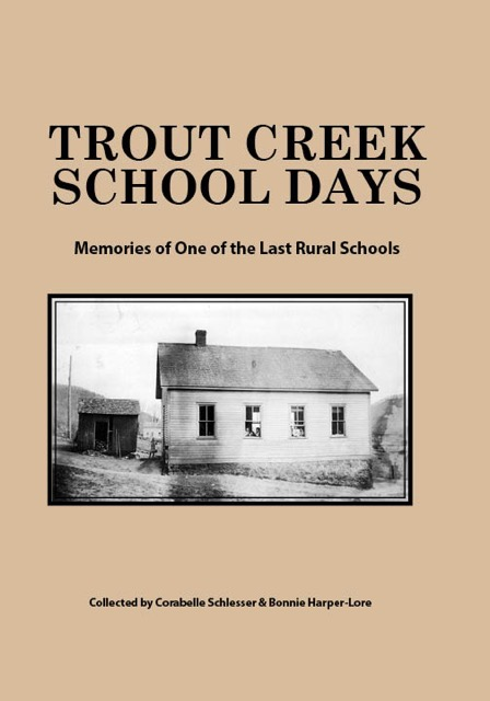 Trout Creek Schools Book Cover